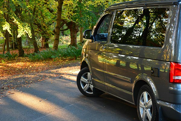 Camper Van Seasonal Hire Options