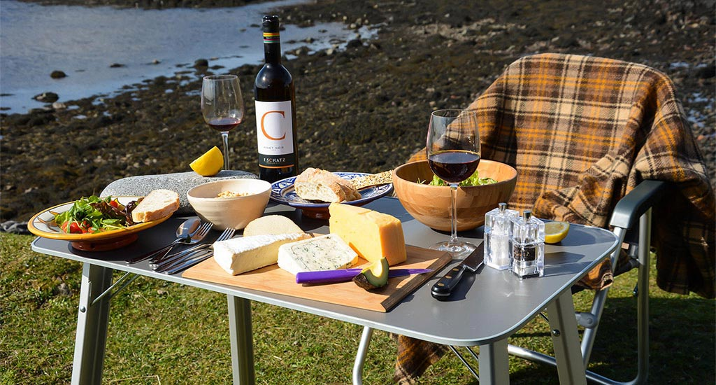 Relax After A Day Touring Scotland